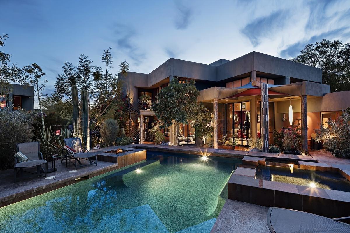Warner ranch homes for sale chandler az warner ranch for Modern homes arizona