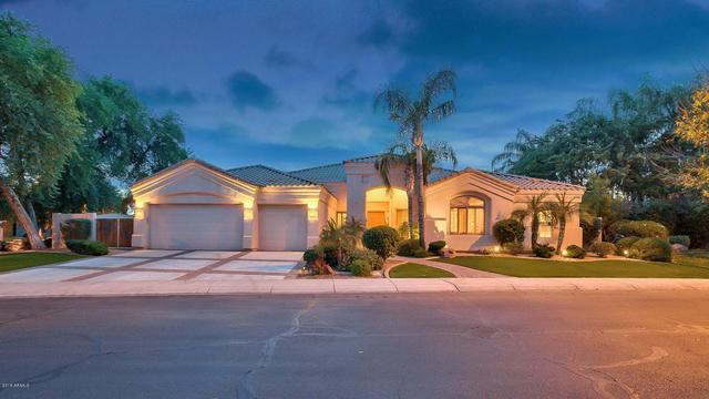 New Homes For Sale In Ocotillo Chandler Az
