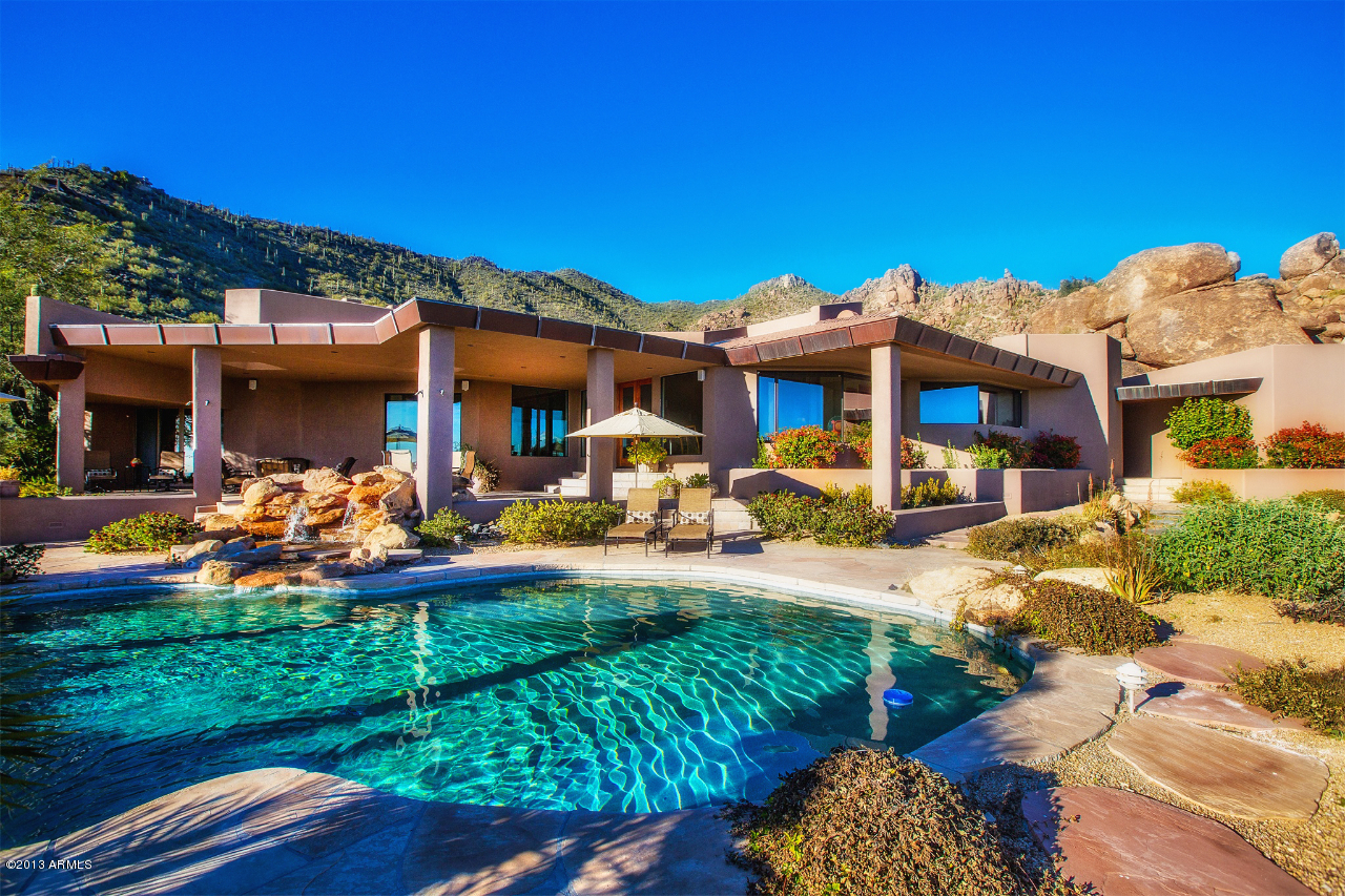Las Sendas Homes For Sale Mesa Az