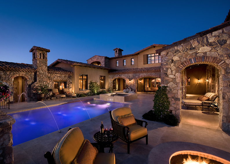The springs homes for sale chandler az the springs real for Arizona luxury homes