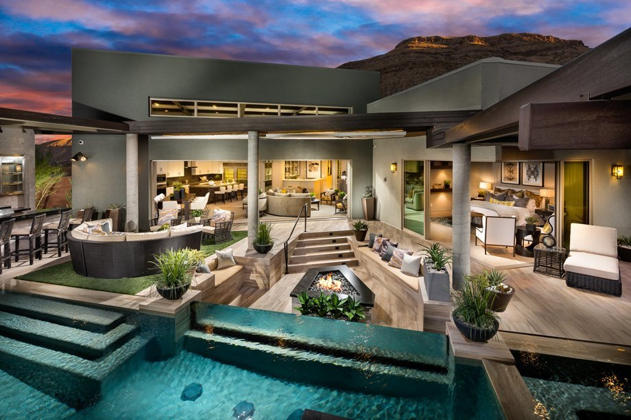 Wondrous Homes For Sale In Chandler With Guest House Or Casita Download Free Architecture Designs Rallybritishbridgeorg