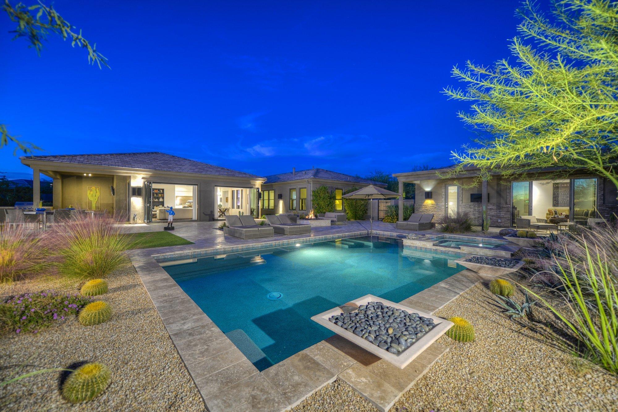 Cortina queen creek arizona homes for sale for Pool builders queen creek az