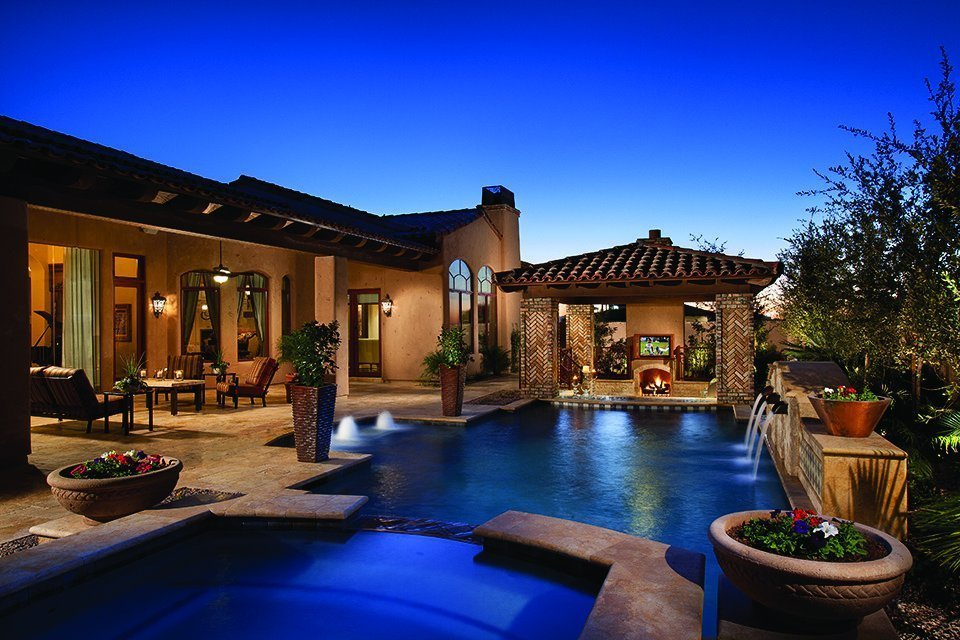HOMES WITH A POOL FOR SALE IN GILBERT