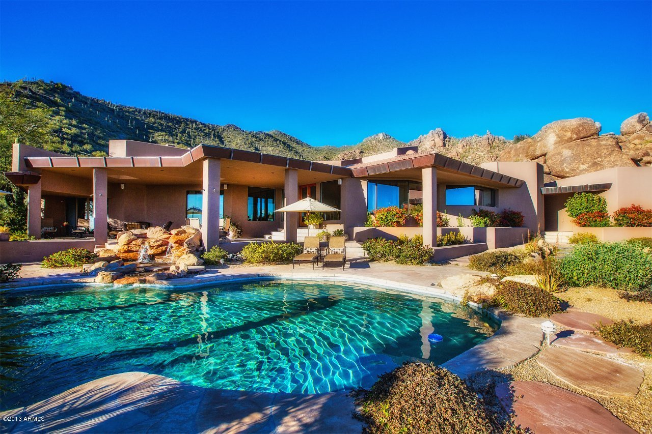 Las Sendas Homes for Sale Mesa