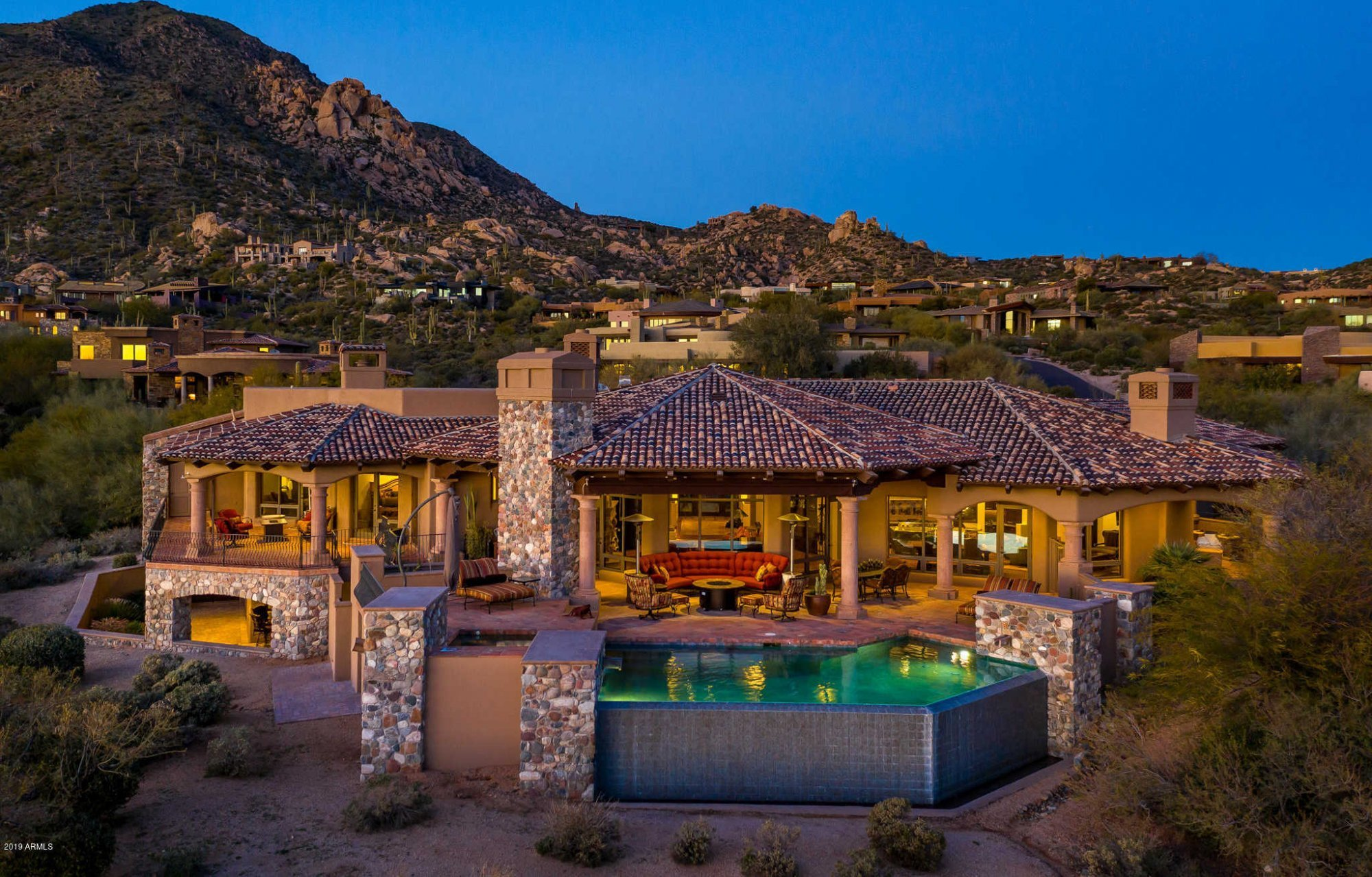 Astonishing Luxury Mesa Az Homes For Sale Interior Design Ideas Tzicisoteloinfo