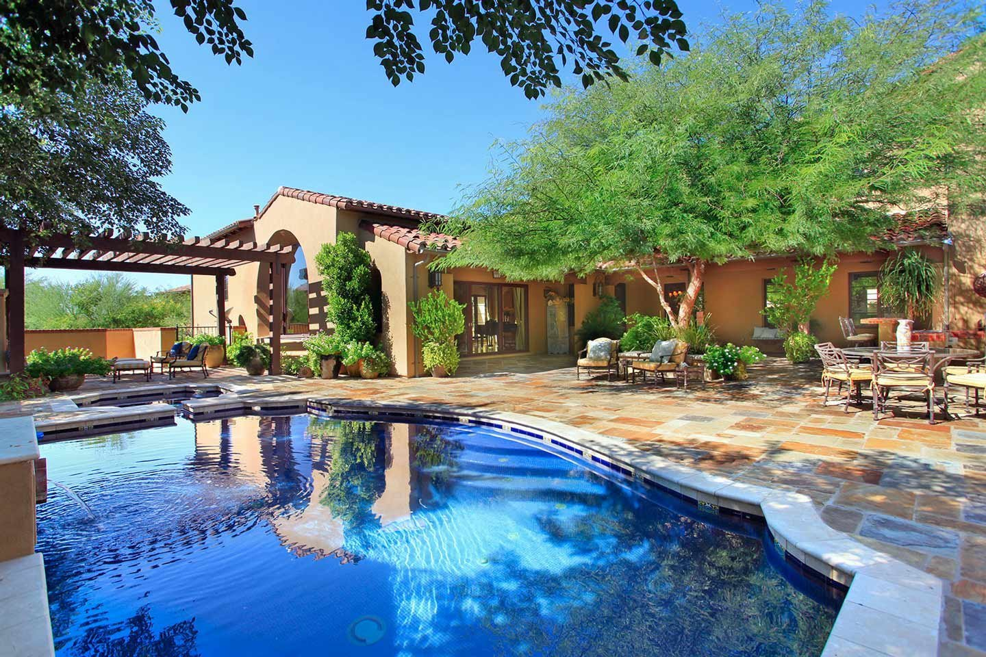 Real Estate For Sale In San Tan Valley With A Pool
