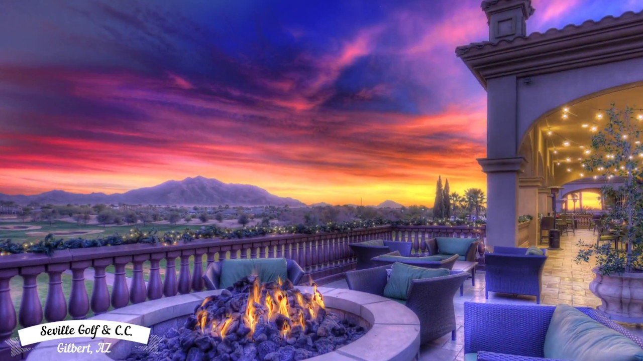 Real Estate Listings Seville Country Club Gilbert AZ