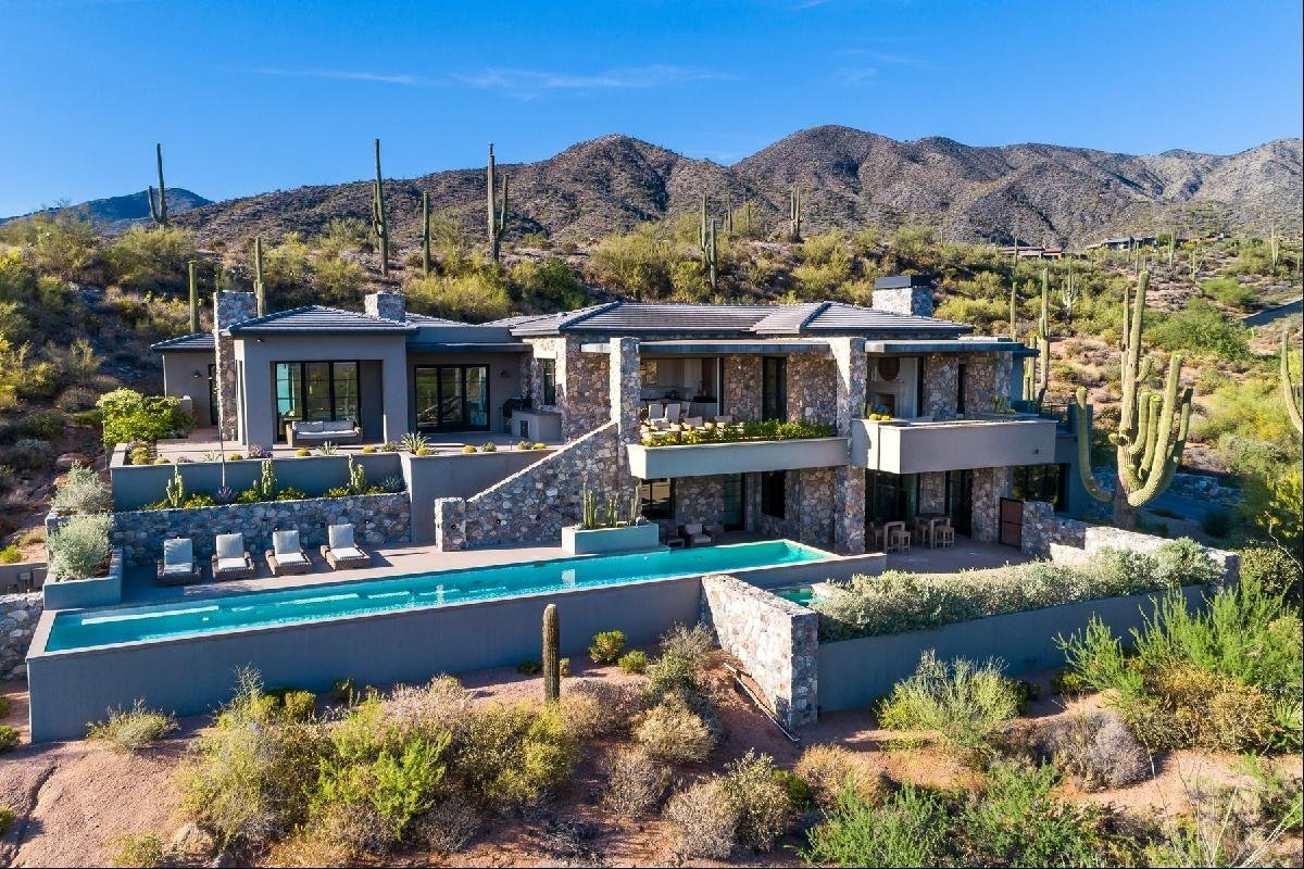 Scottsdale AZ Luxury Real Estate
