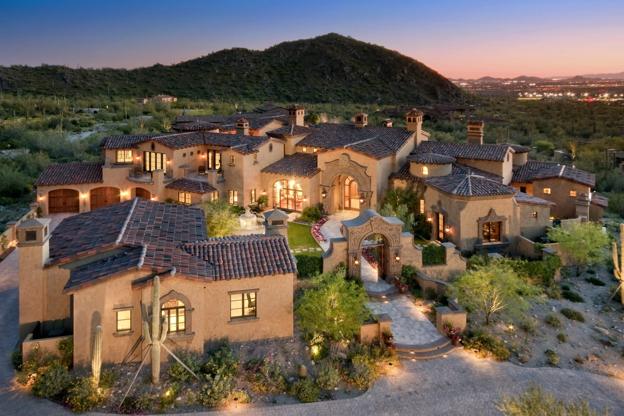 Silverleaf At Dc Ranch Homes For Sale Scottsdale Az