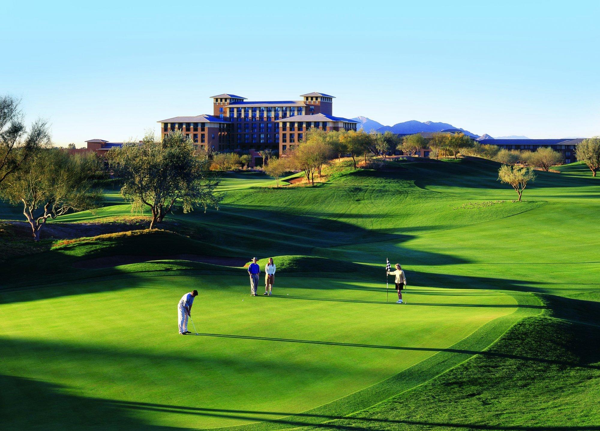 Best Golf Courses in Scottsdale Arizona