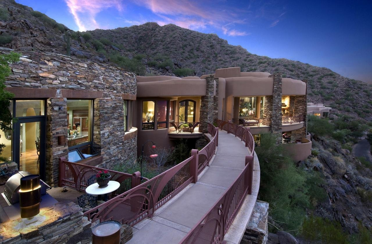 Camelback mountain homes for sale phoenix az for Mountain houses