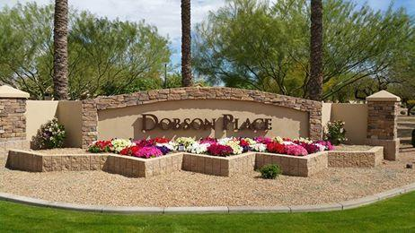 Dobson Place Homes for Sale Chandler AZ