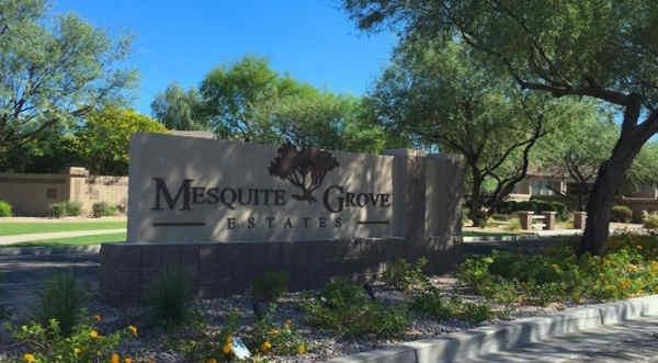 Meqquite Grove Estates Homes for Sale