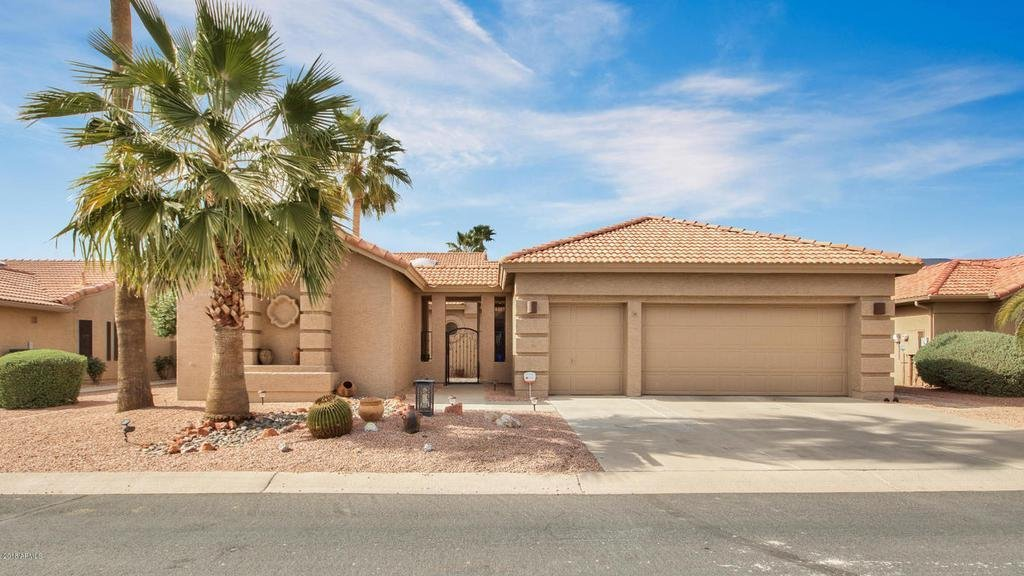 Sun Lakes Real Estate Listing for Sale